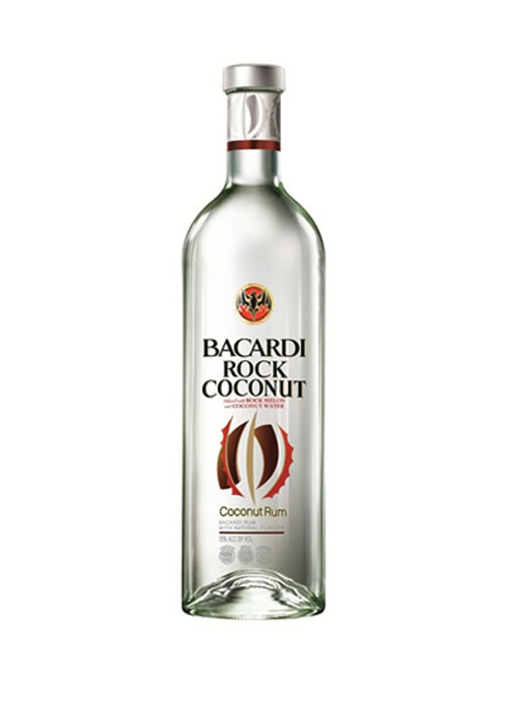 Bacardi Rock Coconut 750