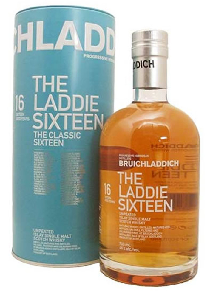 Bruichladdich The Laddie Sixteen 16 Year