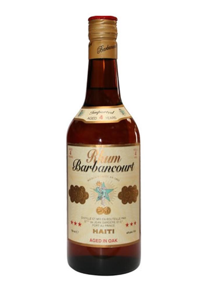 Barbancourt 4 Years Old 750
