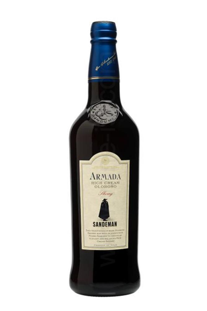 Sandeman Armada Rich Cream Oloroso Sherry