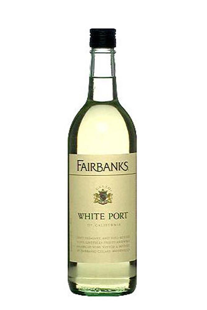 Fairbanks White Port