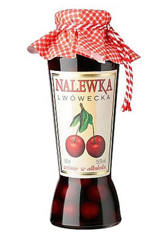 Nalewka Lwowecka Cherry