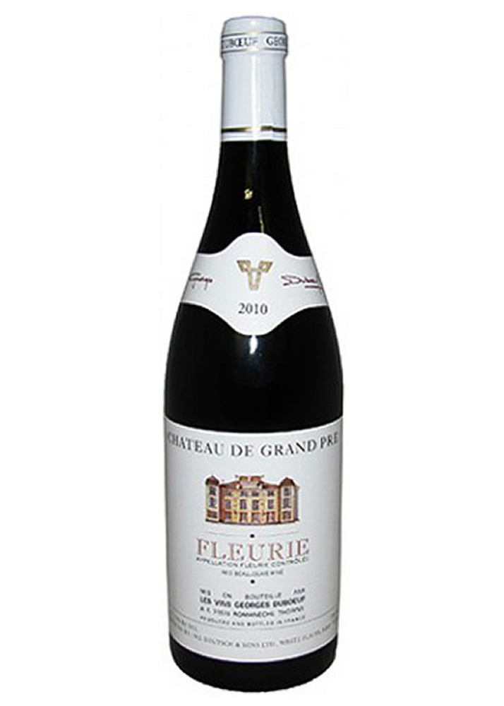 Georges Duboeuf Chateau de Grand Pre Fleurie