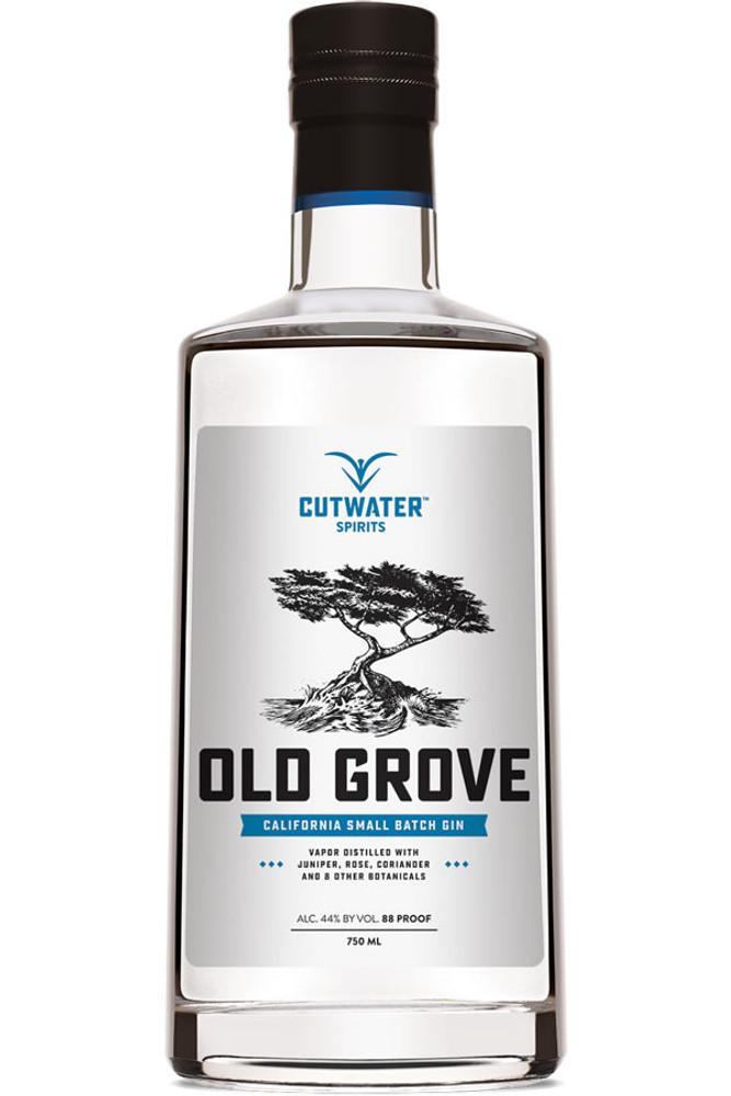 Cutwater Spirits Old Grove Gin 750ML