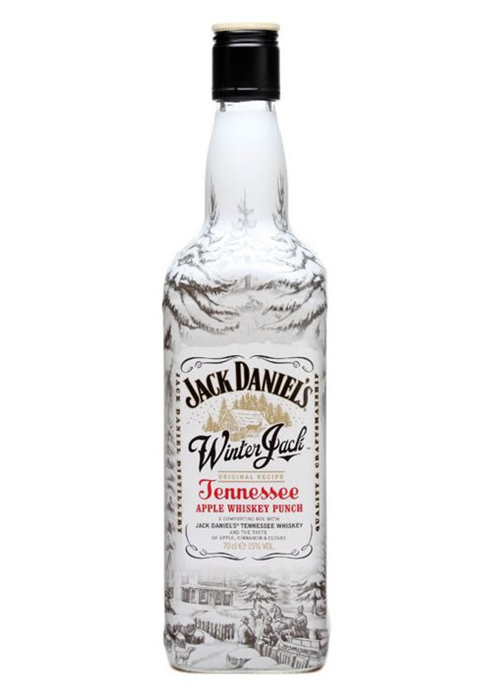 Jack daniels winter jack tennessee cider review