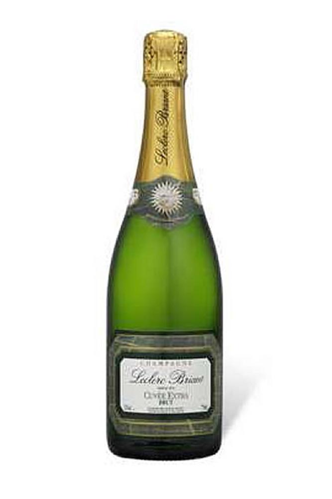 Leclerc Briant Extra Brut Champagne