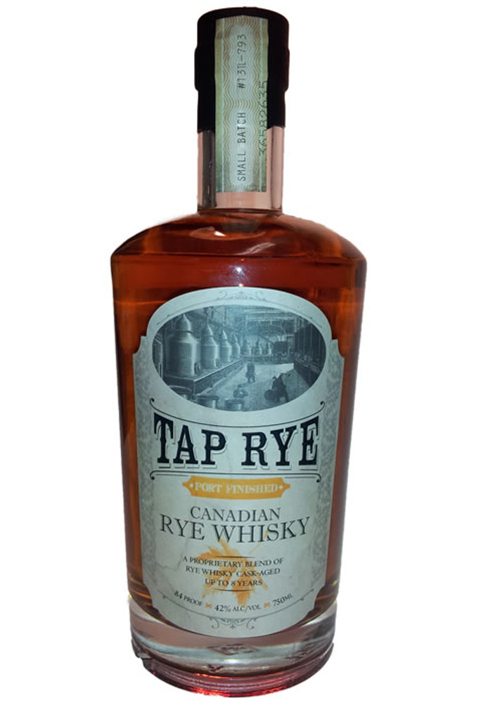 Tap Rye Port Finished