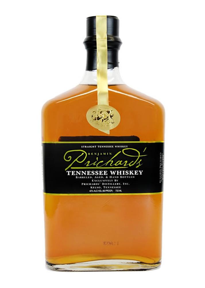 Benjamin Prichard's Tennessee Whiskey