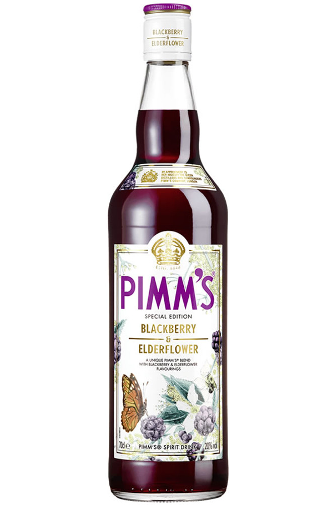 Pimm's Blackberry & Elderflower
