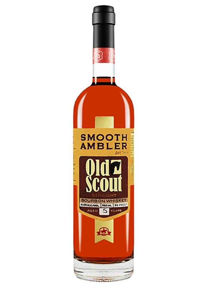 Smooth Ambler Old Scout Straight Bourbon