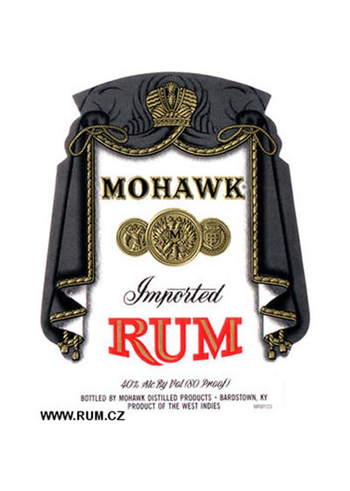 Mohawk White  Rum 375