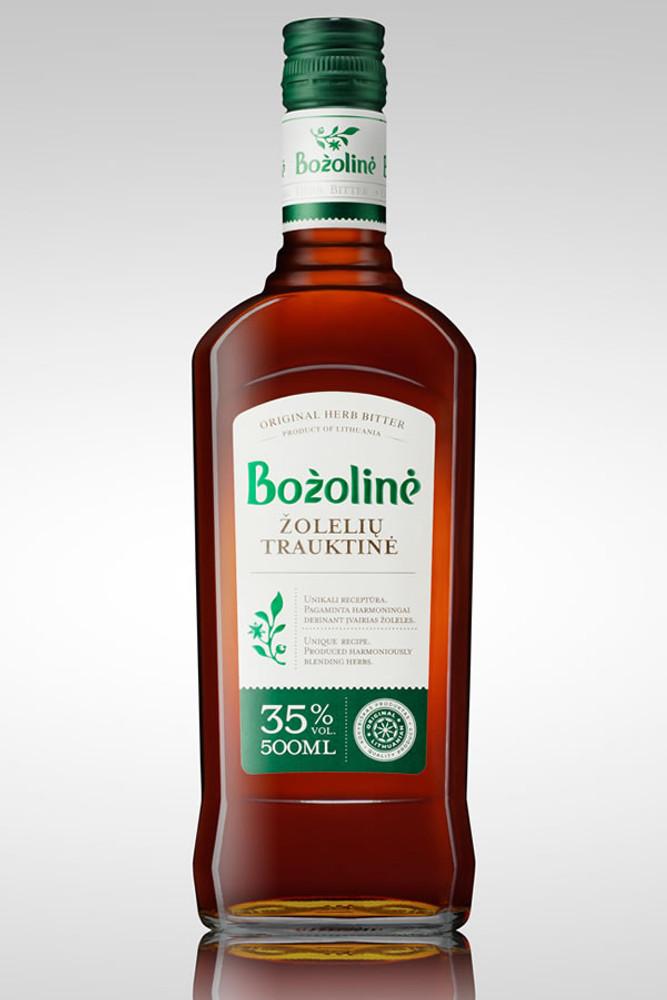 Bozoline Herbal Liqueur
