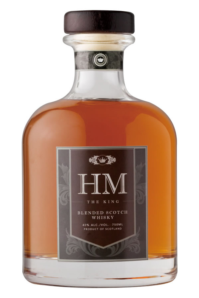 HM The King Blended Scotch Whiskey