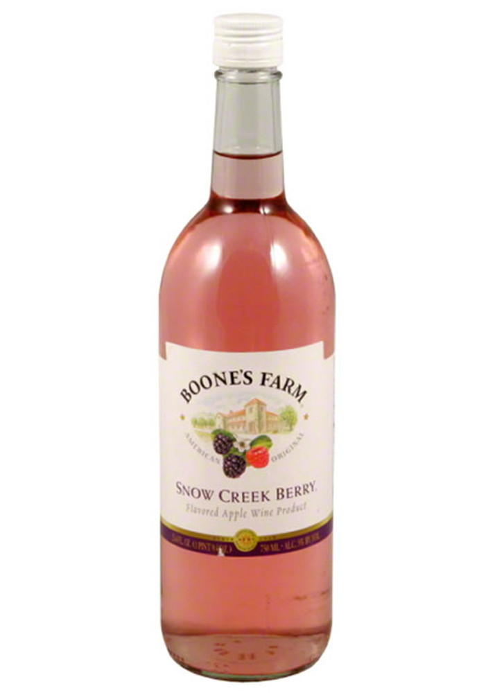 Boone's Farm Snow Creek Berry