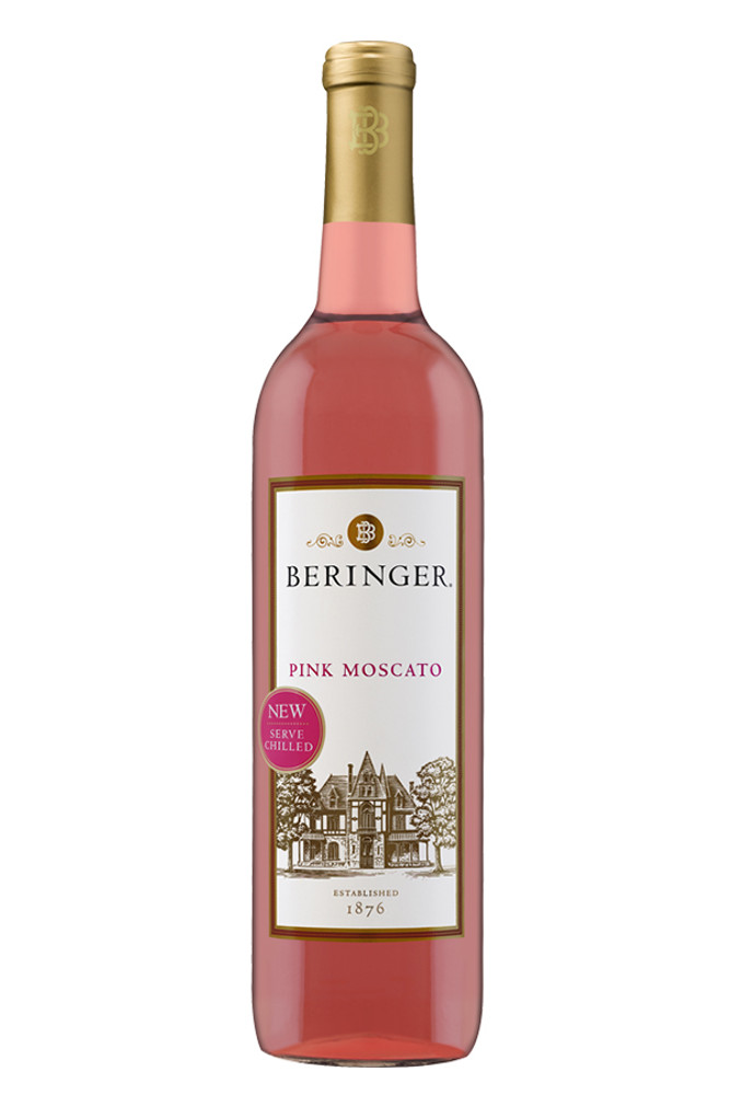 Beringer California Collection Pink Moscato