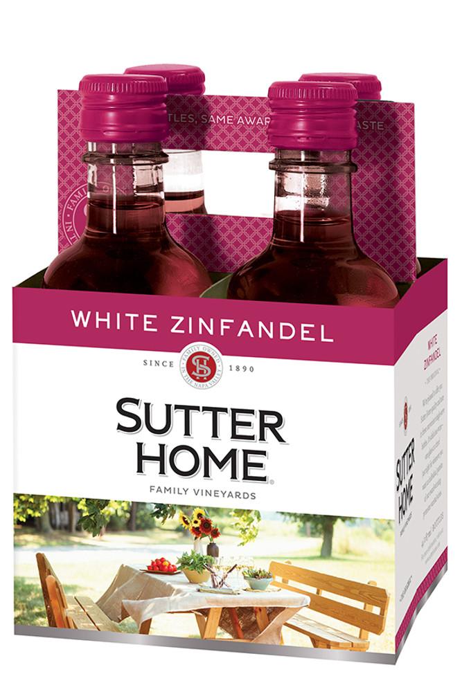 Sutter Home White Zinfandel