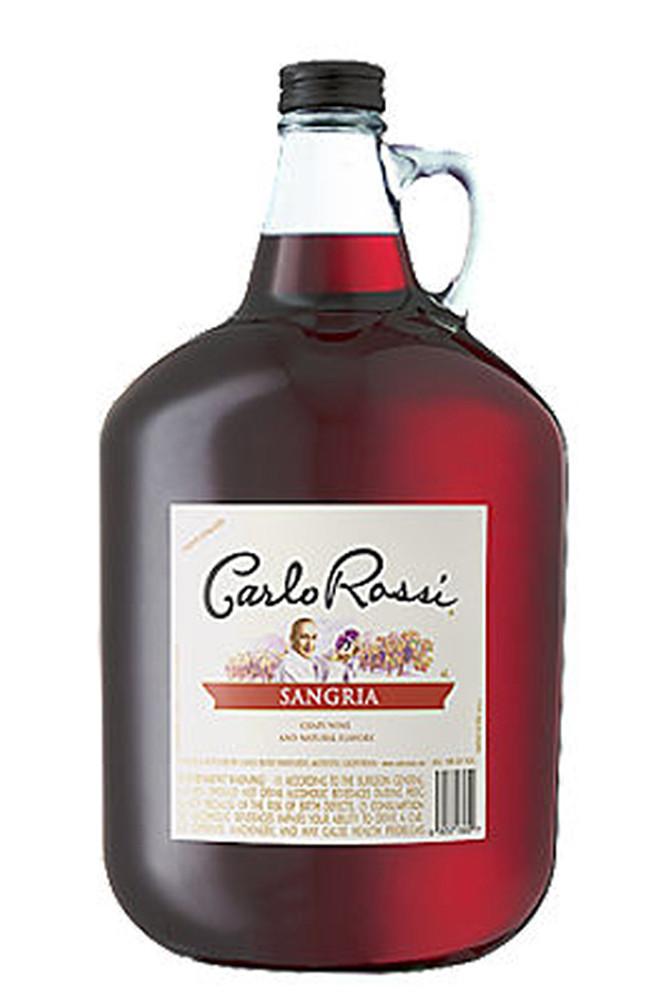 Carlo Rossi Wine Sangria