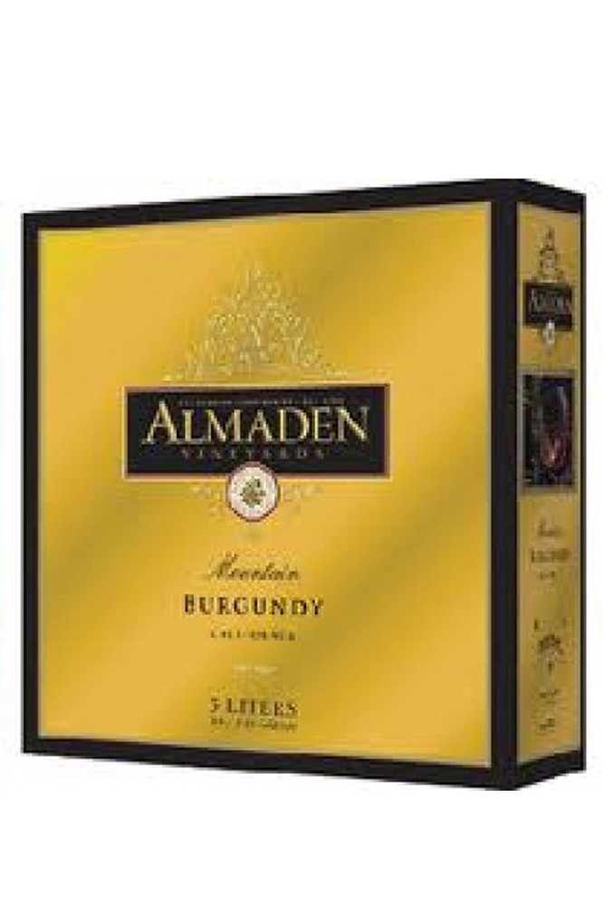 Almaden Burgundy