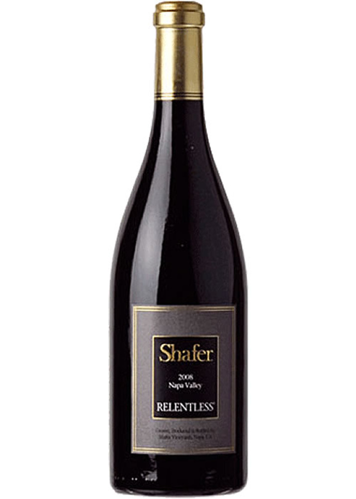 Shafer Relentless Syrah 2011