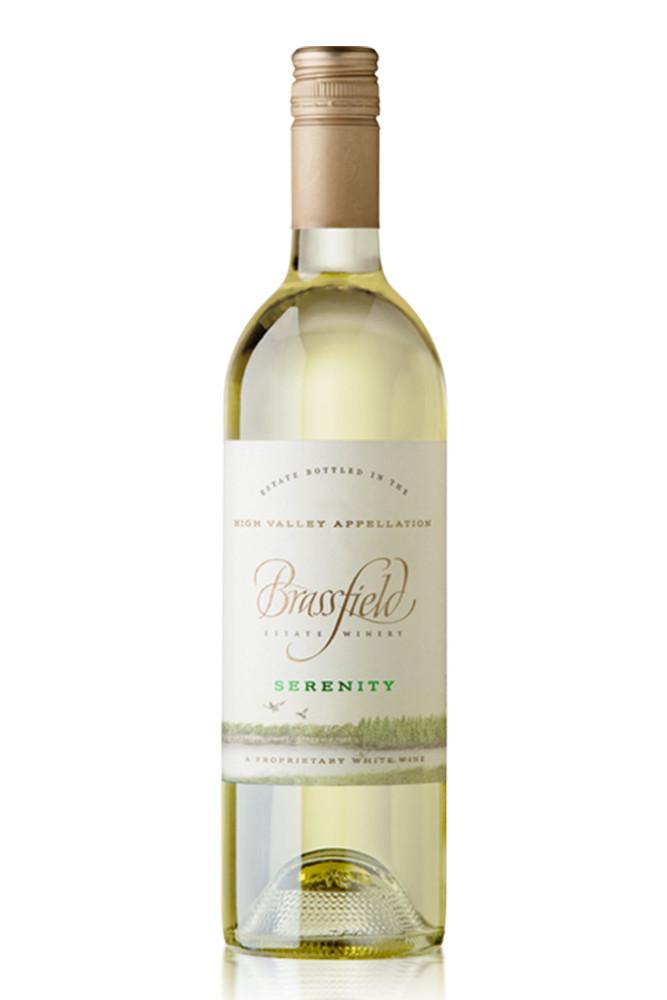 Brassfield Estate Serenity White Blend