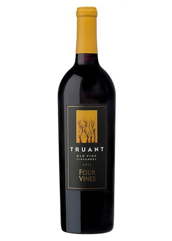 Four Vines Truant Zinfandel Old Vine