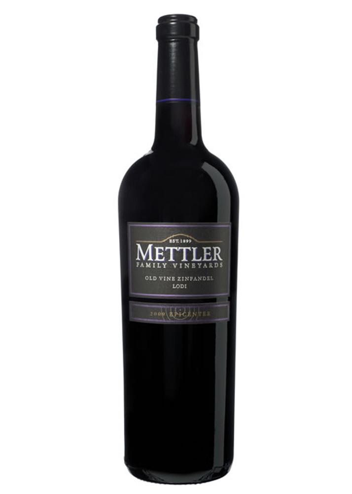 Mettler Vineyards Epicenter Old Vine Zinfandel