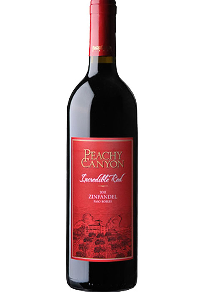 Peachy Canyon Incredible Red Zinfandel