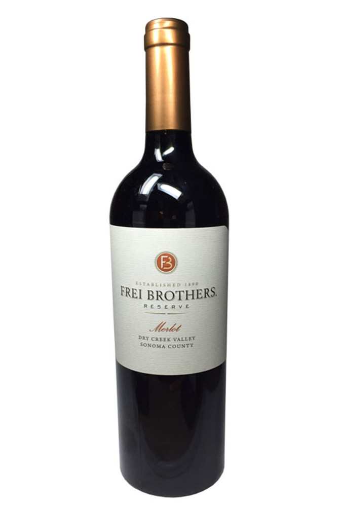 Frei Brothers Merlot Reserve