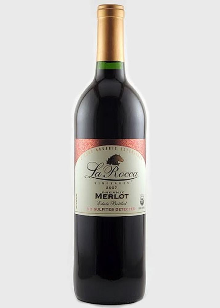 La Rocca Organic Merlot