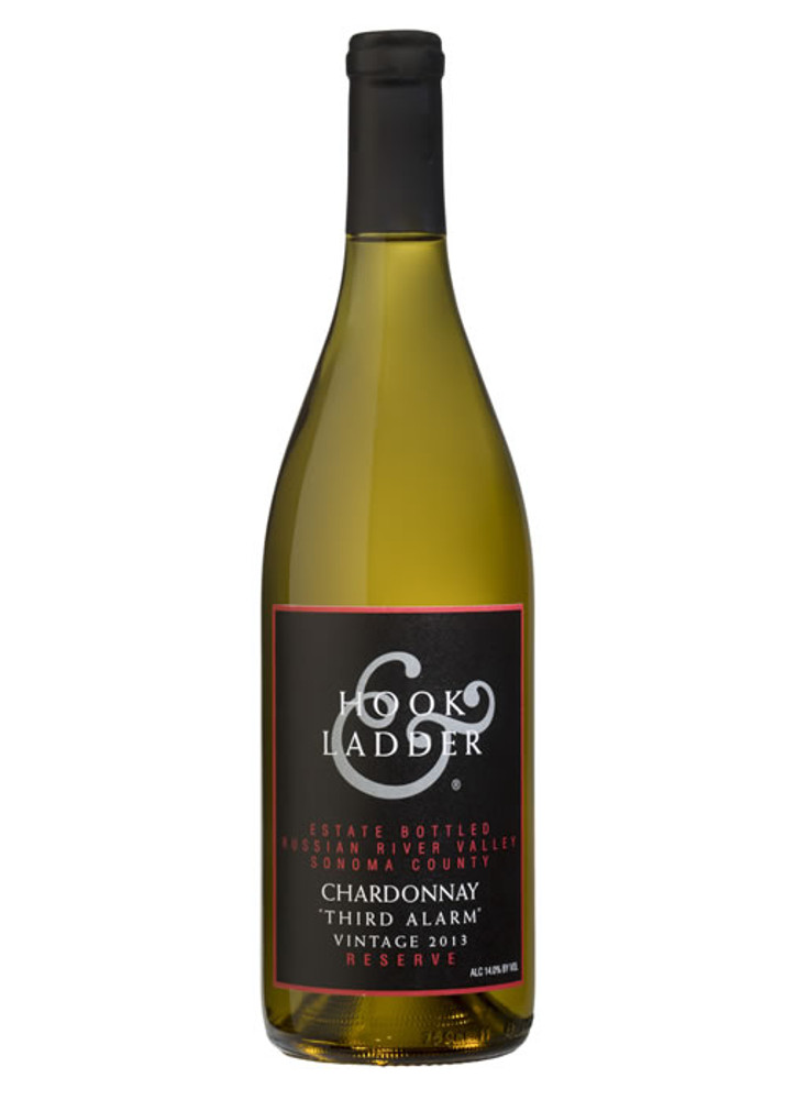 Hook & Ladder Third Alarm Reserve Chardonnay