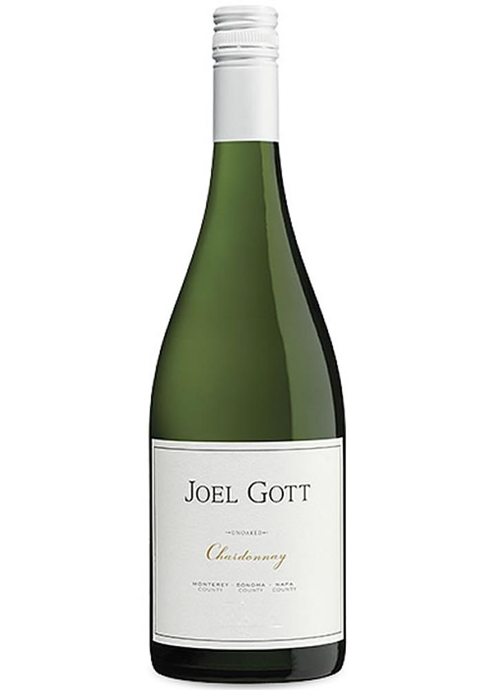 Joel Gott Unoaked Chardonnay