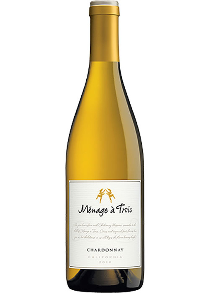 Menage A Trois Chardonnay