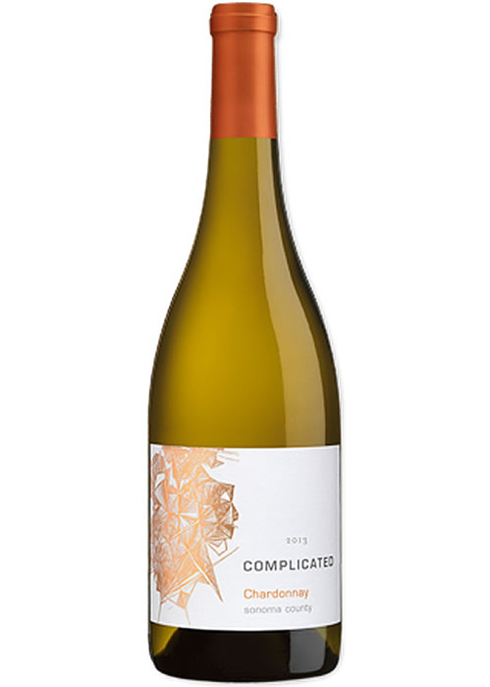 Taken Wine Company Complicated Chardonnay