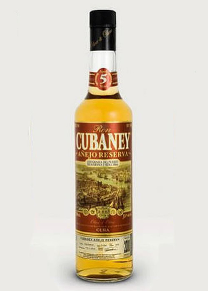 Ron Cubaney Anejo Reserva 5 Year