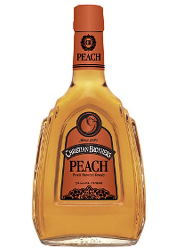 Christian Brothers Peach Brandy