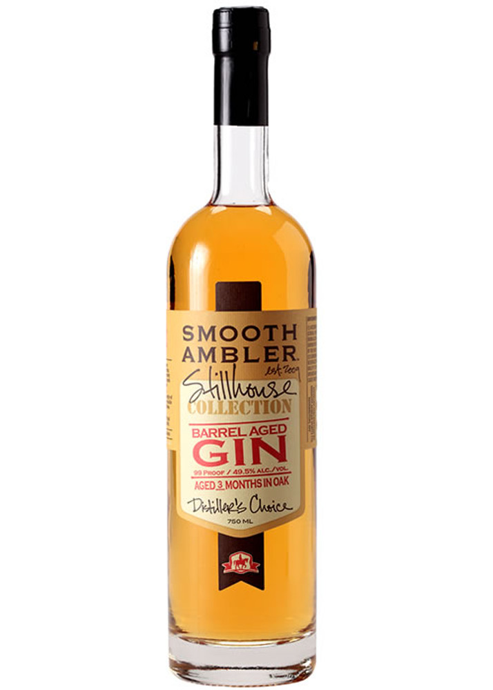 Smooth Ambler Stillhouse Barrel Aged Gin