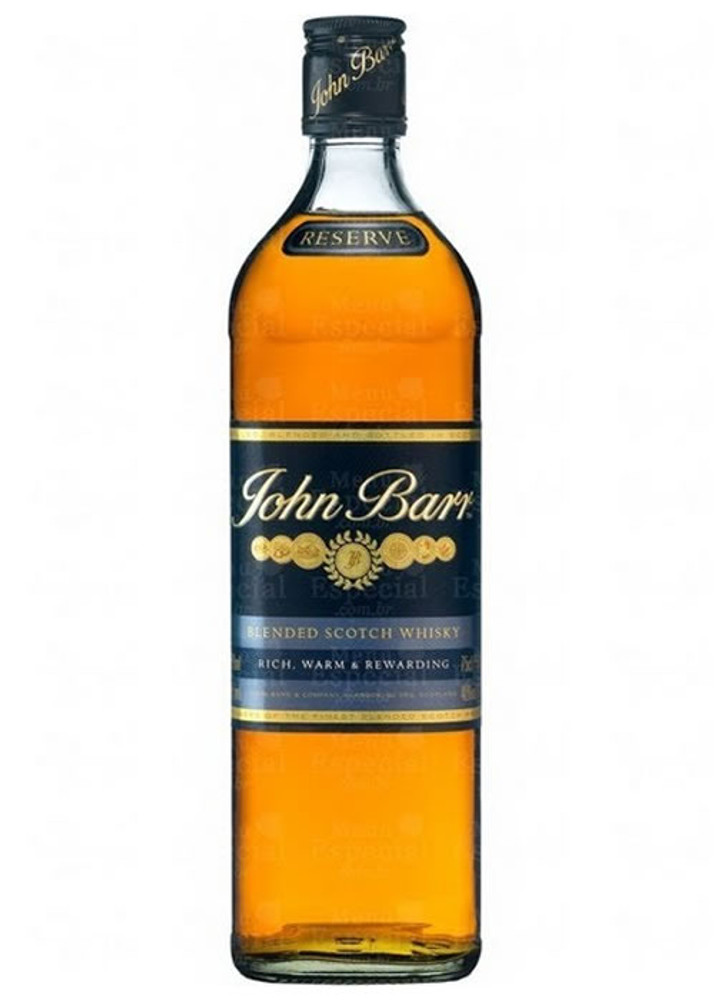John Barr Blended Scotch Whiskey