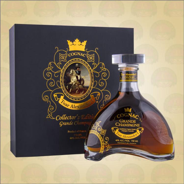 Tsar Alexander 1972 Vintage Cognac