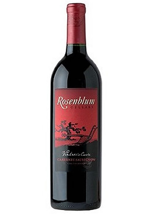 Rosenblum Vintners Collection Cabernet Sauvignon