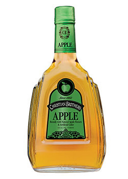 Christian Brothers Apple Brandy 750ML