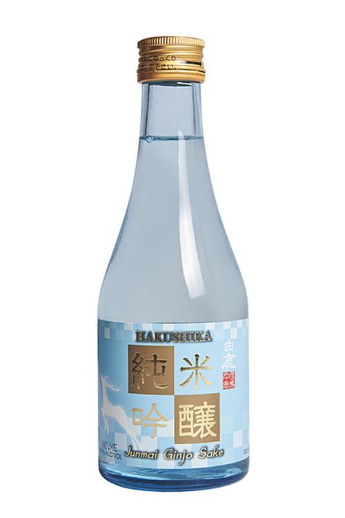 Hakushika Junmai Sake