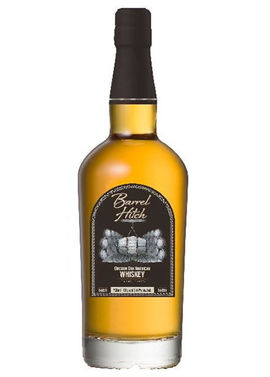 Barrel Hitch Oregon Oak Finished American Whiskey 750ML