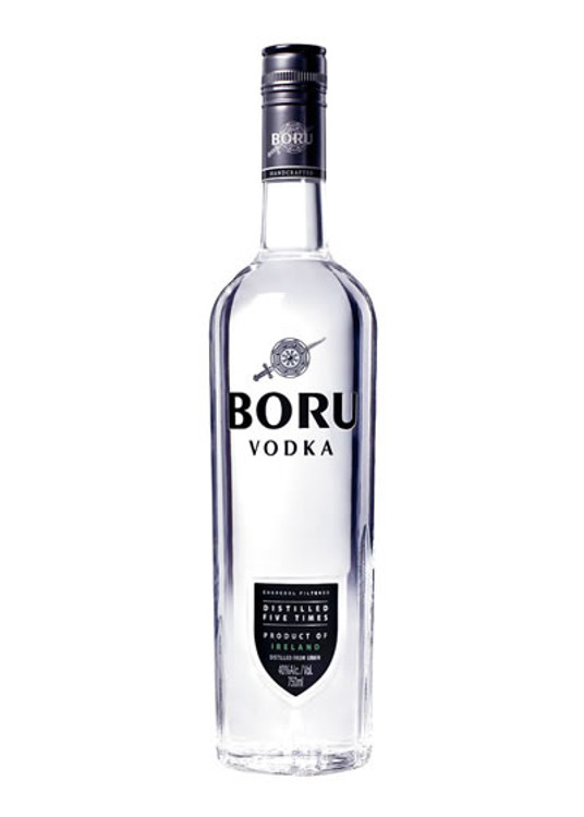 Boru Vodka 750ML