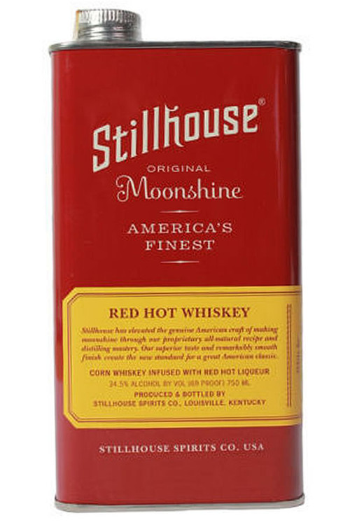 Stillhouse Red Hot Moonshine Whiskey