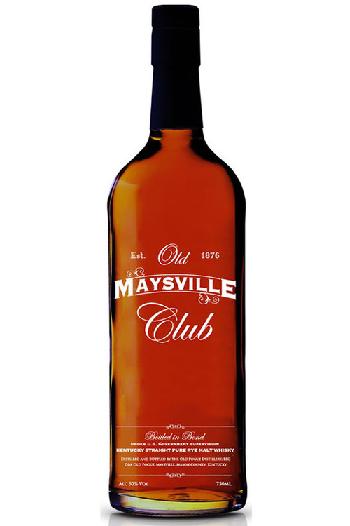 Old Maysville Club Rye Whisky