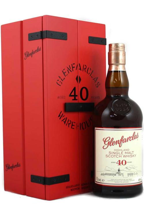 Glenfarclas 40 Year Old