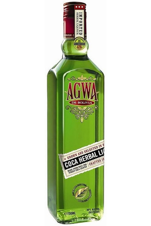 Agwa de Bolivia Herbal Liqueur 750ML