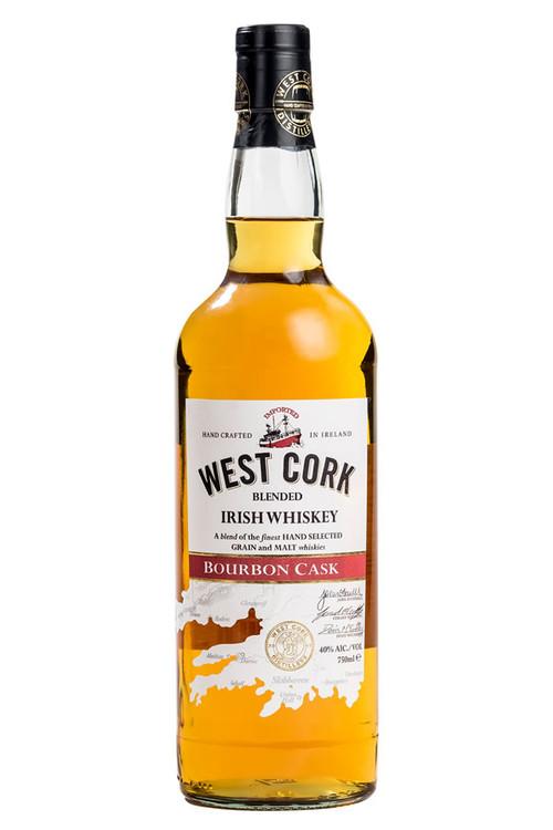 West Cork Bourbon Casks Irish Whiskey