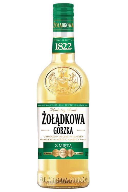 Zoladkowa Gorzka Nimt