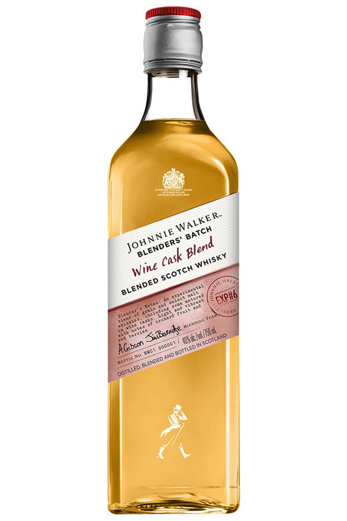 Johnnie Walker Blender's Batch Wine Cask 750ML
